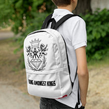 Load image into Gallery viewer, K.A.K Logo Print Backpack