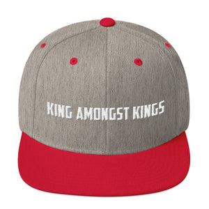 King Amongst Kings Snapback Hat