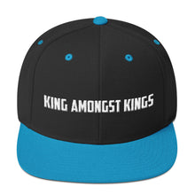 Load image into Gallery viewer, King Amongst Kings Snapback Hat