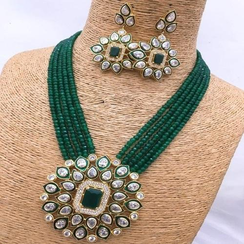 Ad Pendant Necklace - Ishhaara