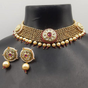 Antique Gold Chakra Set