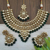 Antique Kundan Choker Set