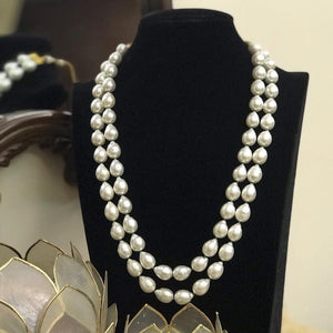 Baraque Drop Pearls