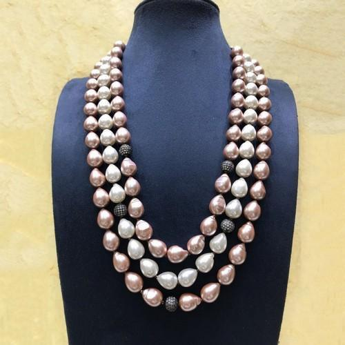 Baraque Layered Necklace