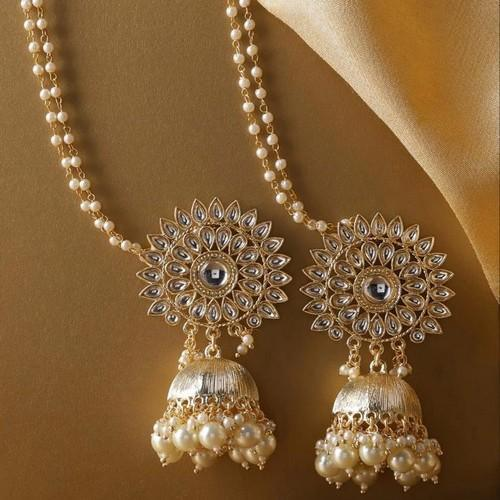 Big Stud Jumki Earrings