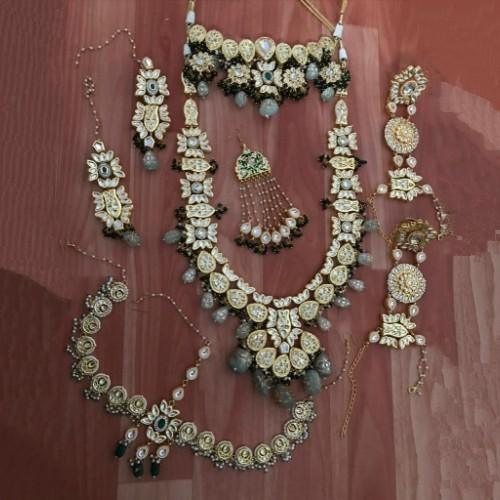 Bridal Fish Necklace Set