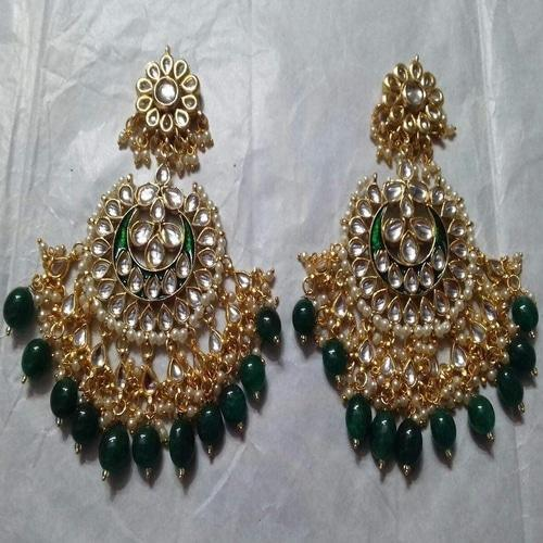 Chandbali Earrings - Ishhaara