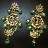 Dual Layered Chandbali - Ishhaara