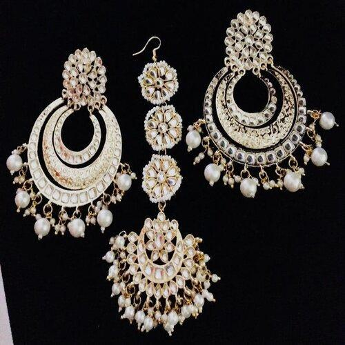 Earring and Teeka Set 5 - Ishhaara