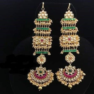 Earring with EarHolders - Ishhaara