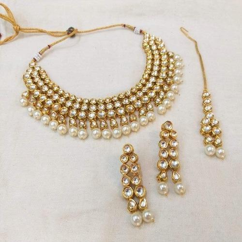 Fine Quality Kundan Necklace
