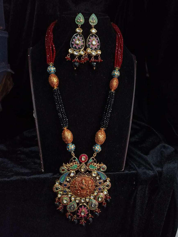 Ganesh pendant necklace - Ishhaara