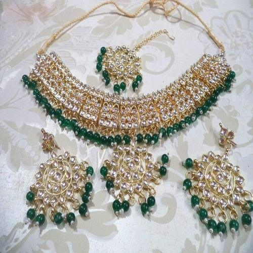 Kundan Pendant Necklace 1