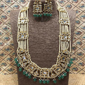 Long Moti Necklace - Ishhaara