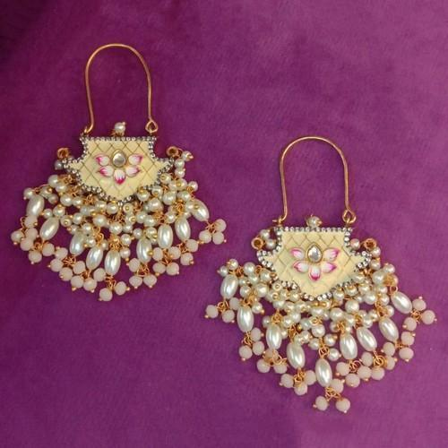 Meena Small Bali Earrings