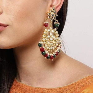 Simple Chandbali Earring - Ishhaara