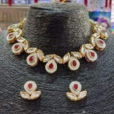 Tiny Kundan Necklace
