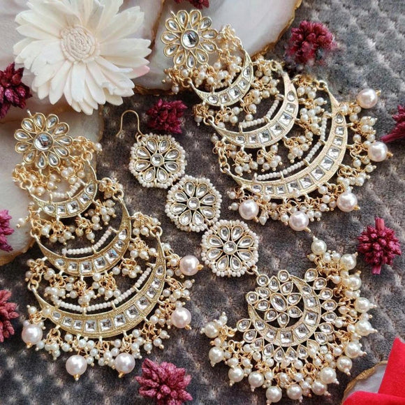 Earring and Teeka Set 2 - Ishhaara