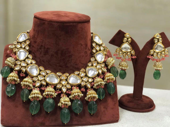 Bridal Jumki Necklace