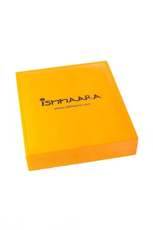 Yellow Necklace Box - Ishhaara
