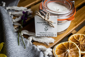 Sweet Orange, Lavender and Neroli Body Butter