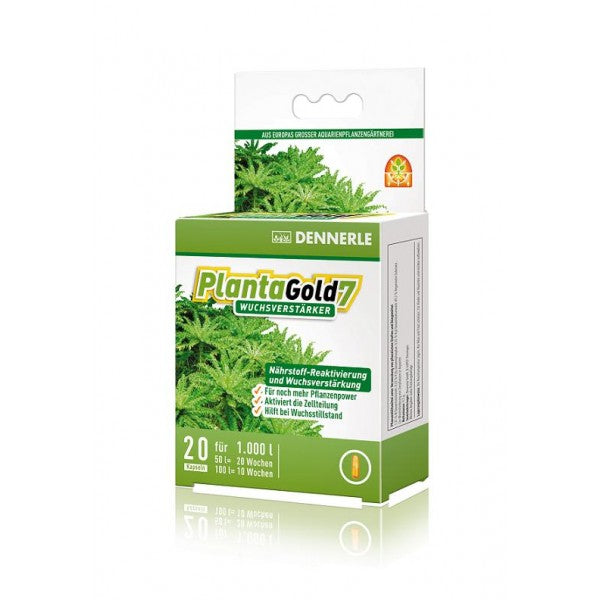 Capsule nutritive Dennerle Plantagold 7 20buc