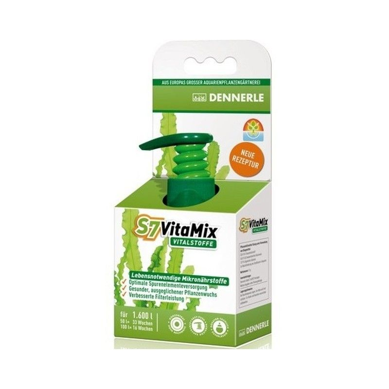 Fertilizant Dennerle S7 VitaMix - 50ml