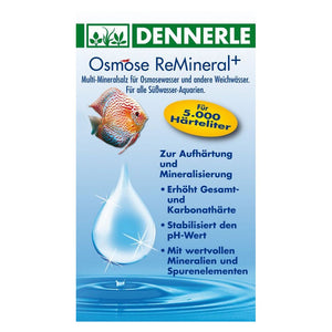 Saruri multi minerale Dennerle Osmose ReMineral+ 250g