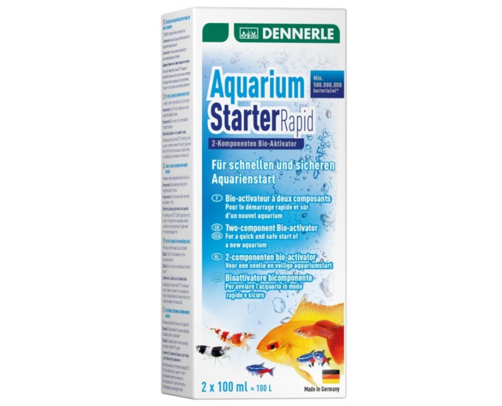 Dennerle Aquarium Starter Rapid 200ml