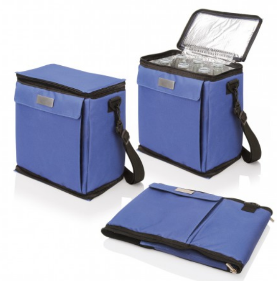 Cambridge Cooler Bag with Inbuilt Freezer Gel