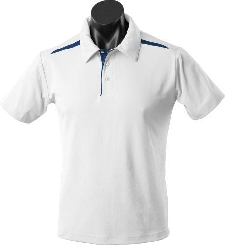Blake Cotton Back Polo Shirt
