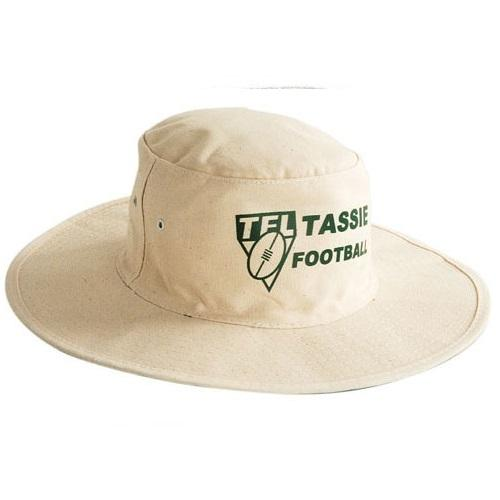 Generate Canvas Wide Brim Hat