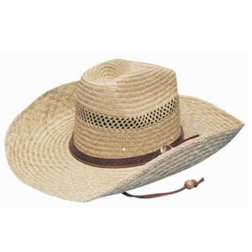 Generate Wide Brim Straw Hat