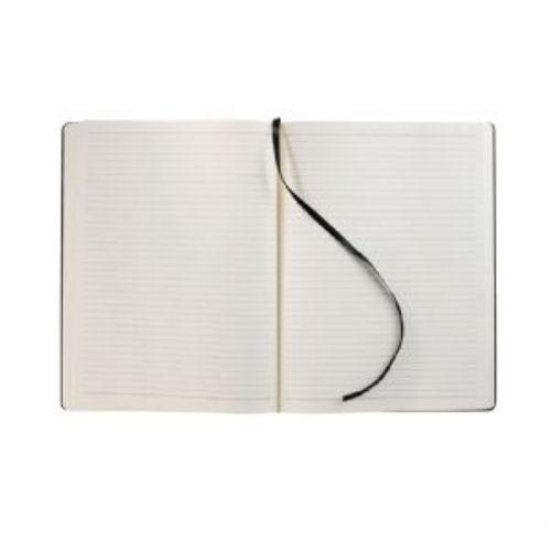 Oxford Large Notepad With Elastic Closure