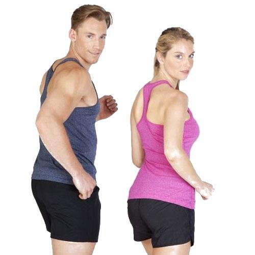 Aston Activewear T-Back Singlet