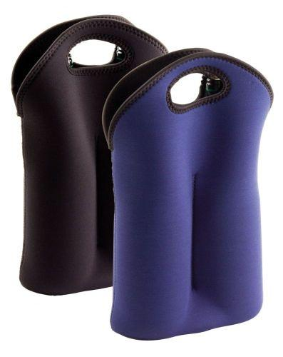 Avalon Neoprene Double Bottle Wine Carrier