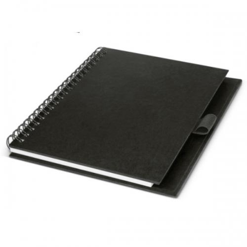 Eden Recycled Look A5 Notebook