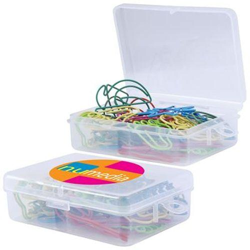 Bleep Assorted Shape Paperclip Set