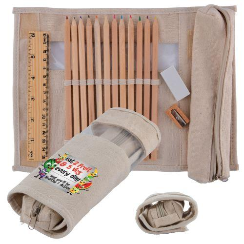 Bleep Eco Colouring Set