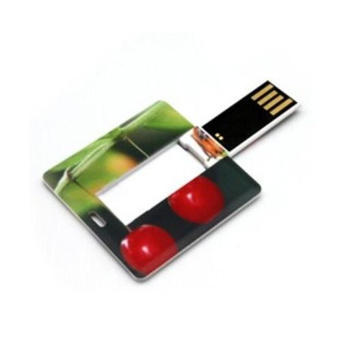 Square USB Flash Drive