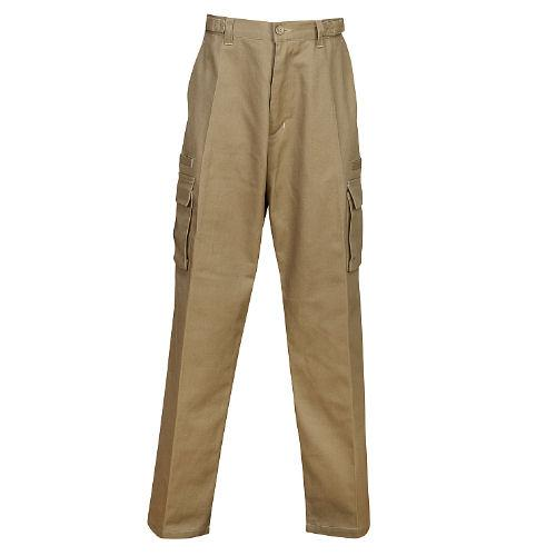 Cargo Heavy Drill Work Pants