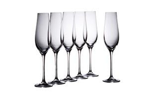 Eclipse Champagne Flutes 180ml