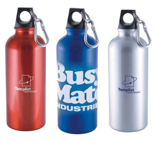 Classic 600ml Aluminium Drink Bottle