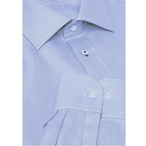 Phoenix Premium 100% Cotton Houndstooth Corporate Shirt