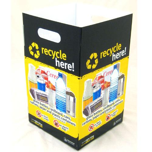 Co-mingled Corflute Recycling Boxes