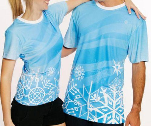 Custom Full Colour Sublimated T-Shirt