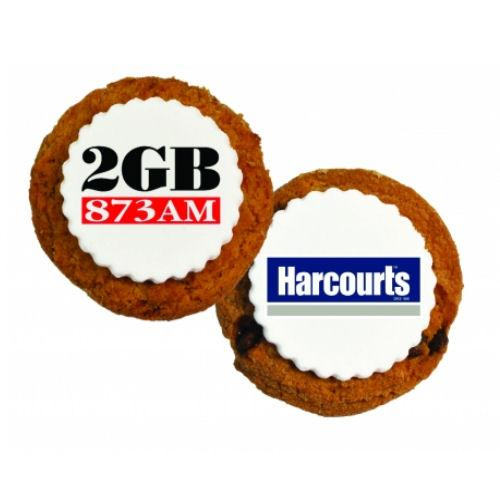 Devine Small Logo Biscuits