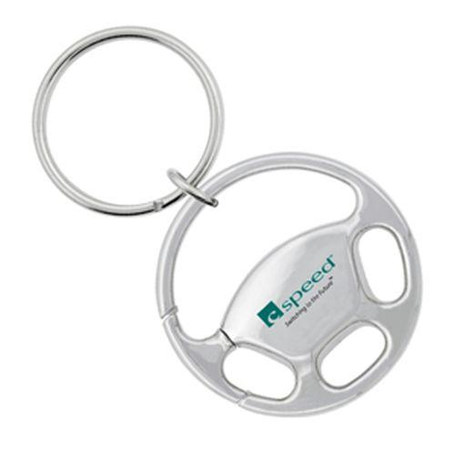 Econo Steering Wheel Keyring