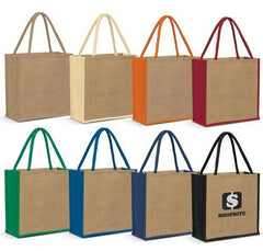 Eden Jute Shopping Bag
