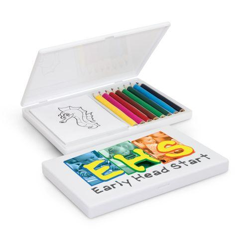 Eden Kids Colouring Set